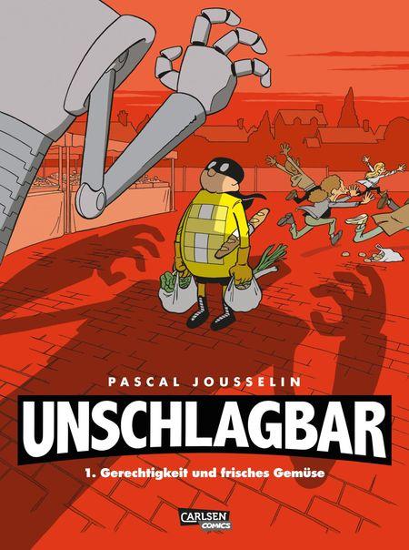 Unschlagbar 1 - Das Cover