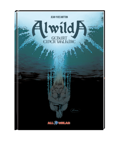 Alwilda 1 - Das Cover