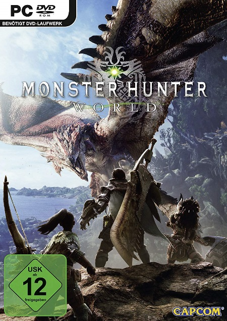 Monster Hunter: World - Der Packshot