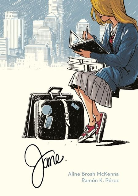 Jane - Das Cover