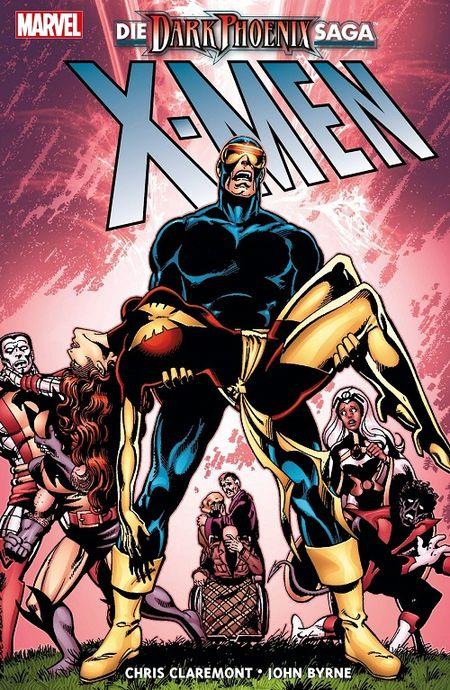 X-Men: Die Dark Phoenix Saga - Das Cover