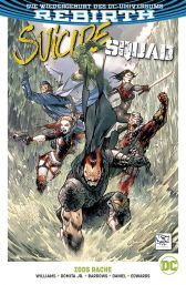 Suicide Squad 2: Zods Rache - Das Cover