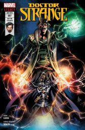 Doctor Strange 7: Duell der Meistermagier - Das Cover