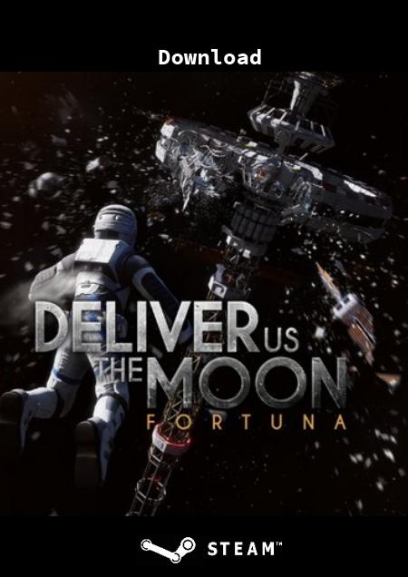 Deliver us the Moon: Fortuna - Der Packshot