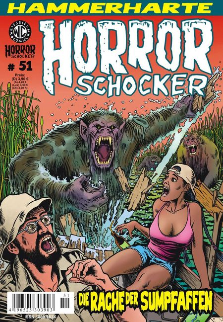 Horrorschocker 51 - Das Cover