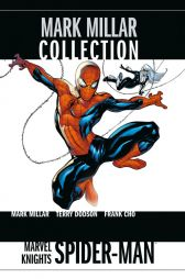 Mark Millar Collection 8: Marvel Knights Spider-Man - Das Cover