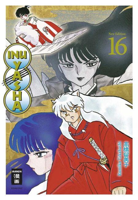 Inu Yasha New Edition 16 - Das Cover