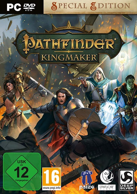 Pathfinder: Kingmaker - Der Packshot