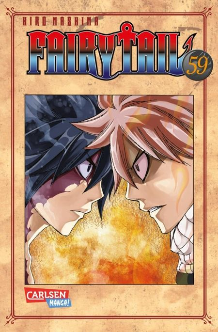 Fairy Tail 59 - Das Cover