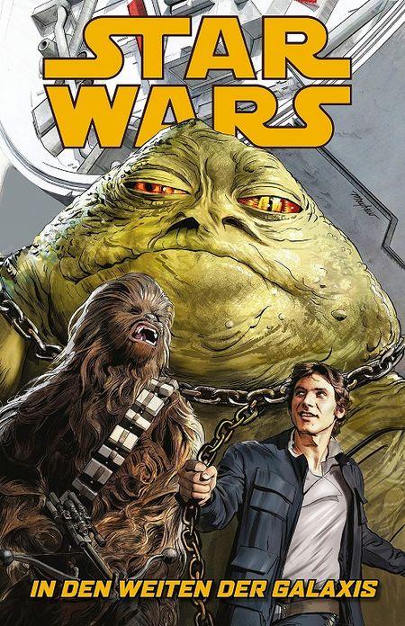 Star Wars Sonderband 105: In den Weiten der Galaxis - Das Cover