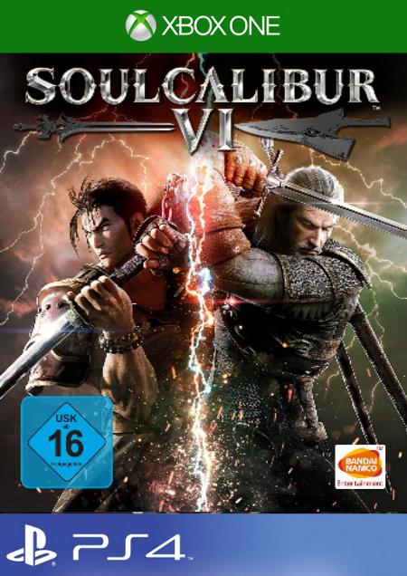 Soulcalibur VI - Der Packshot