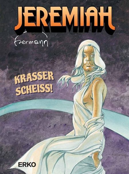 Jeremiah 36 - Das Cover