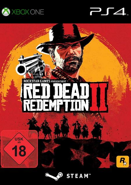 Red Dead Redemption 2 - Der Packshot