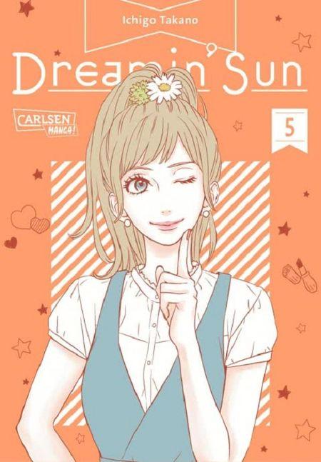 Dreamin' Sun 5 - Das Cover