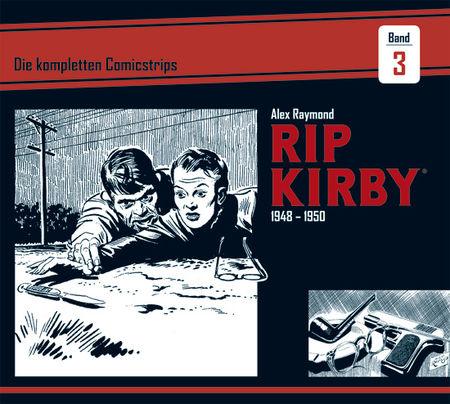 Rip Kirby 1948-1950 - Das Cover