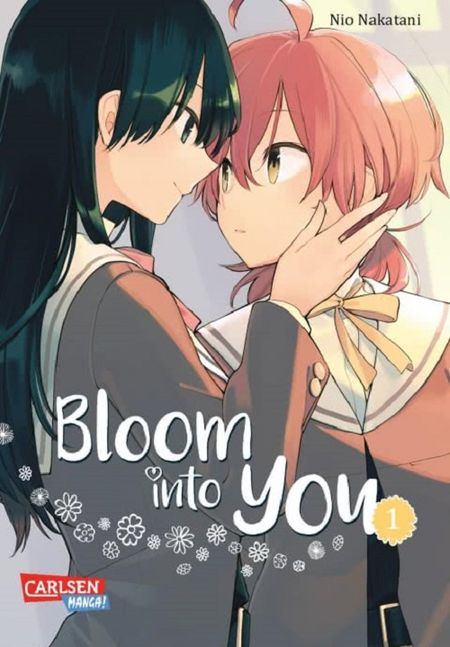 Bloom into You 1 - Das Cover