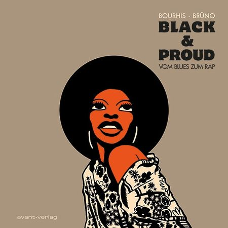 Black & Proud – Vom Blues zum Rap - Das Cover