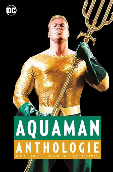 Aquaman-Anthologie - Das Cover