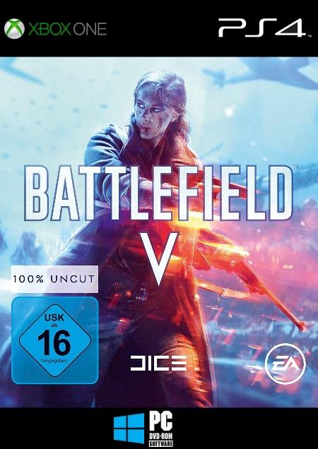 Battlefield V - Der Packshot