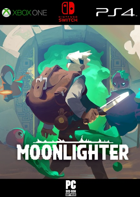 Moonlighter - Der Packshot