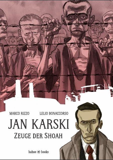 Jan Karski – Zeuge der Shoa - Das Cover
