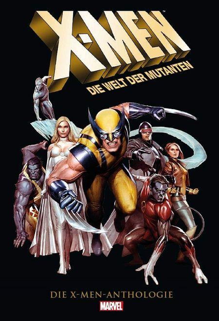 X-Men: Die Welt der Mutanten - Das Cover