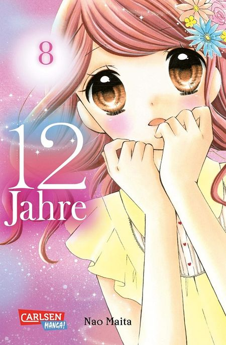 12 Jahre 8 - Das Cover