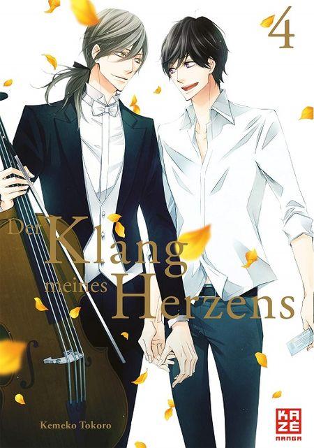 Der Klang meines Herzens  4 - Das Cover