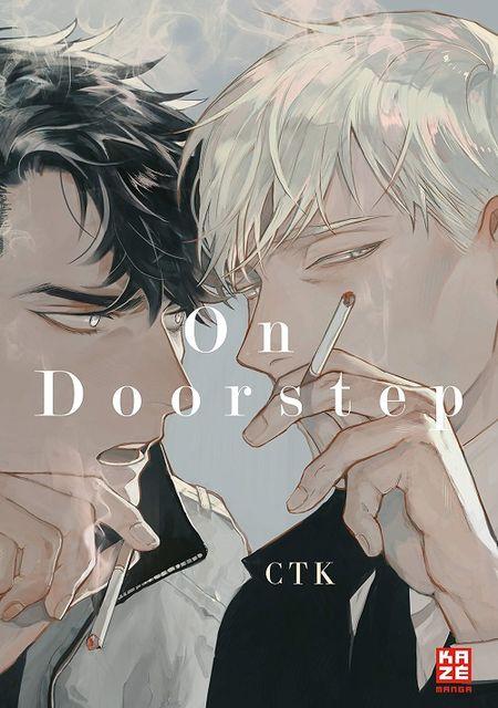 On Doorstep - Das Cover