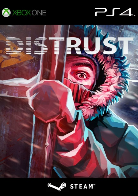 Distrust - Der Packshot