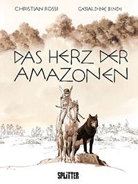 Das Herz der Amazonen - Das Cover