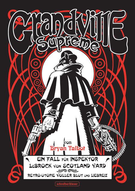 Grandville 5: Supreme - Das Cover