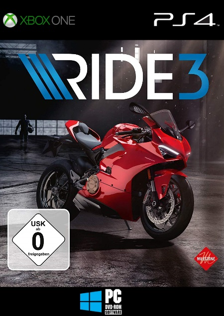 Ride 3 - Der Packshot