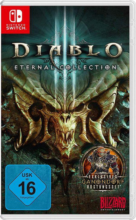 Diablo III: Eternal Collection - Der Packshot