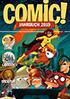 Comic! Jahrbuch 2019 - Das Cover
