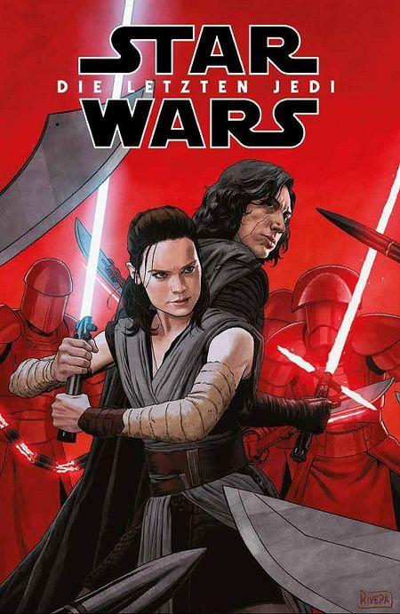 Star Wars Sonderband 106: Die letzten Jedi - Das Cover