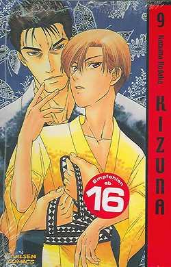 Kizuna 9 - Das Cover