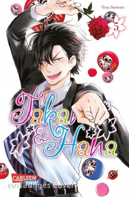 Takane & Hana 5 - Das Cover