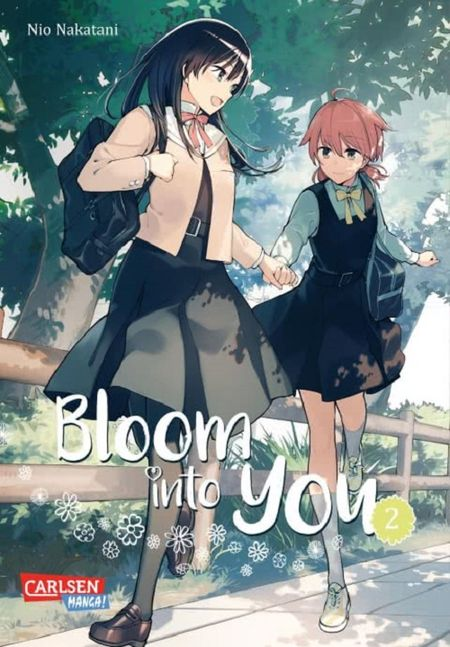 Bloom into You 2 - Das Cover