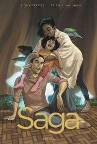 Saga 9 - Das Cover