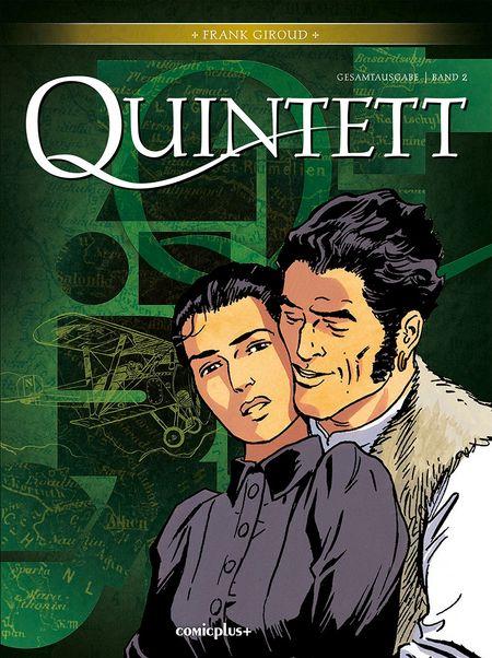 Quintett – Gesamtausgabe 2 - Das Cover