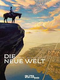 Die neue Welt - Das Cover