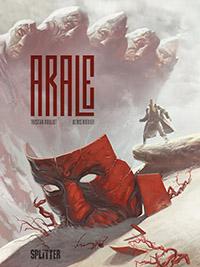 Arale - Das Cover