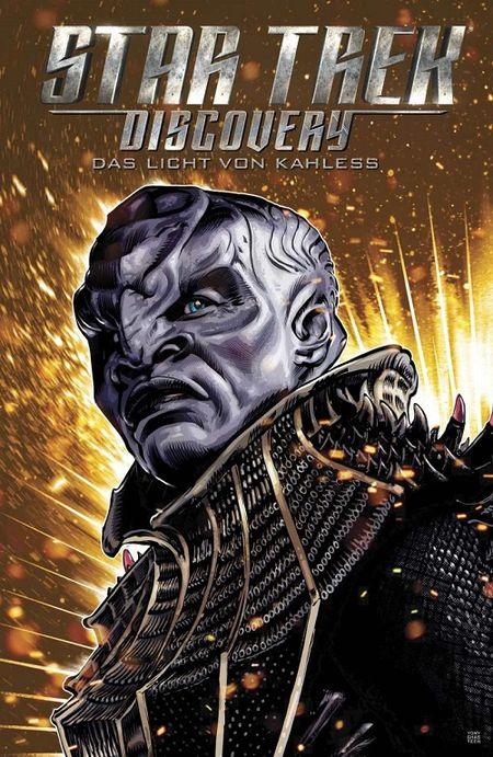 Star Trek – Discovery 1: Das Licht von Kahless - Das Cover