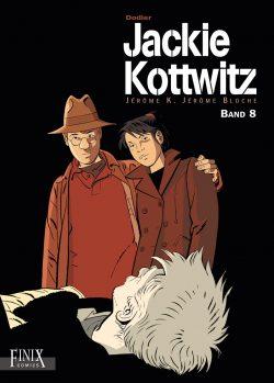 Jackie Kottwitz Gesamtausgabe 8 - Das Cover