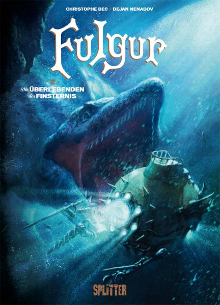 Fulgur 2: Die Überlebenden der Finsternis - Das Cover