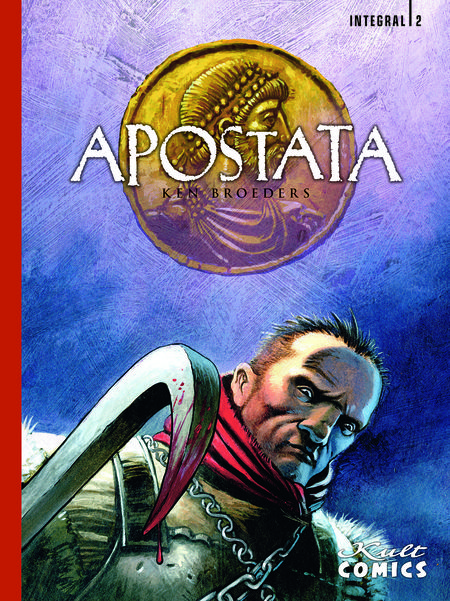 Apostata – Integral 2 - Das Cover