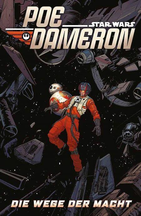 Star Wars Sonderband (107): Poe Dameron 4: Die Wege der Macht  - Das Cover