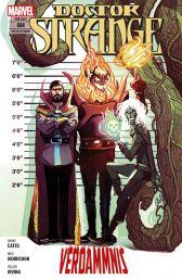 Doctor Strange 8: Hölle auf Erden - Das Cover