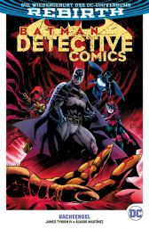 Batman Detective Comics 4: Racheengel - Das Cover